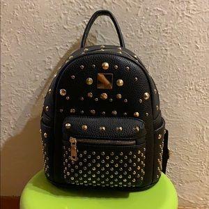 Handbags - Studded backpack